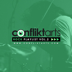"""Le long des quais"" sur la playlist Rock Confliktarts Vol.2"
