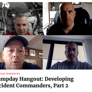 Humpday Hangout With Fire Engineering