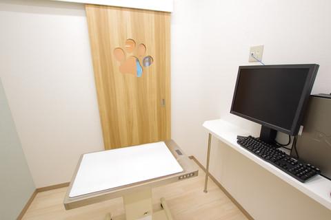 ねこちゃんの診察室