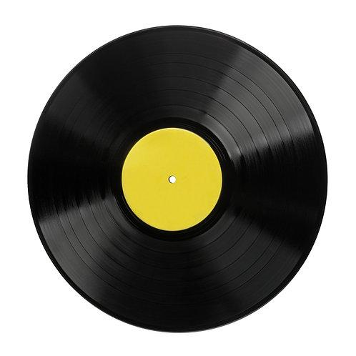 ダブカッティングレコード 12インチ