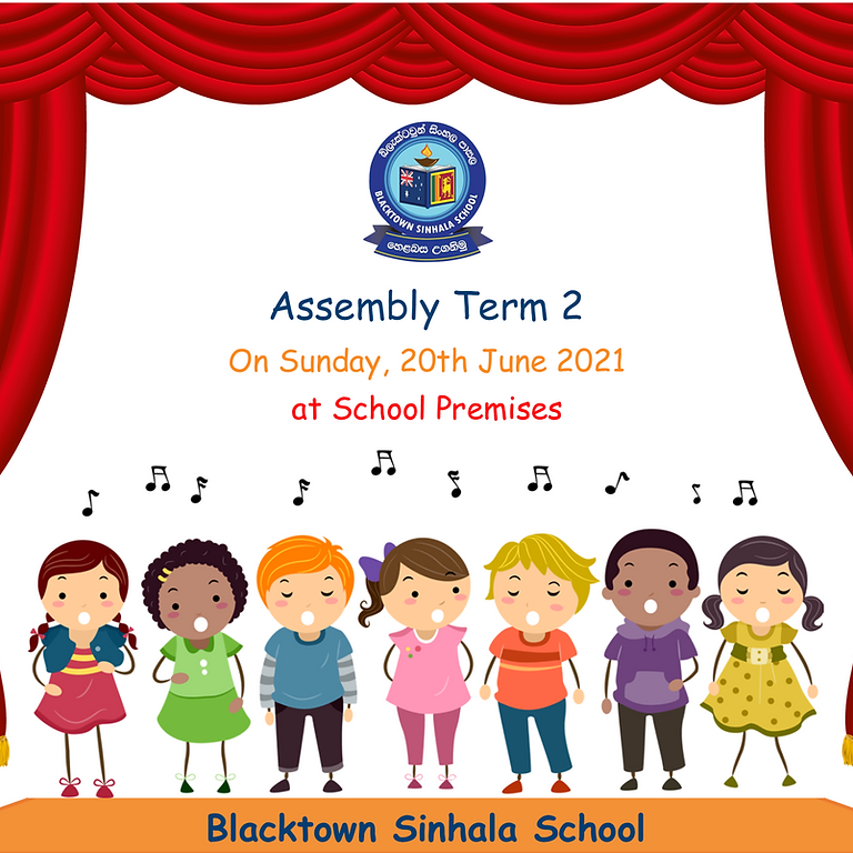 Assembly Term 2 - 2021