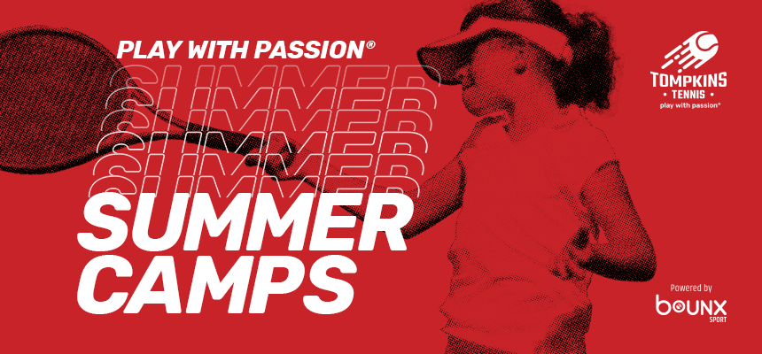 Tompkins Tennis Summer Camps