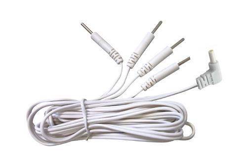 Câble double connecteur sécurisé