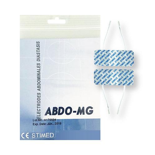 Electrodes diastasis