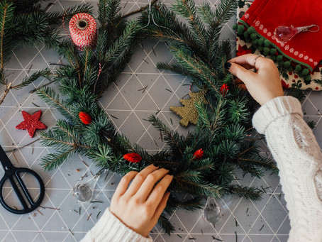 Finding Balance During the Holidays