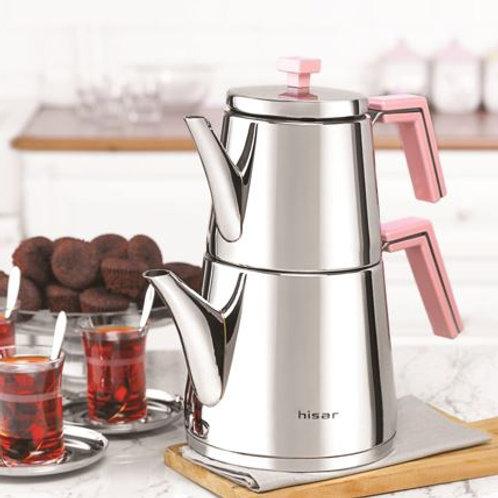 Hisar Milano Teekanne - rosa