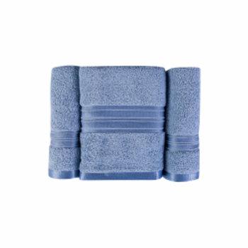 """Sarah Anderson """"Potsy"""" Handtuch Set Blau"""