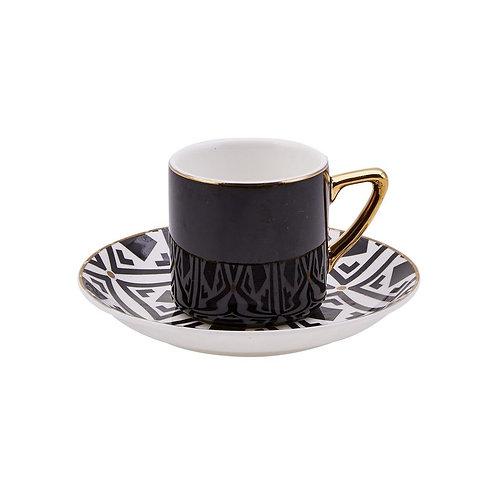 Karaca Monochrome Kaffeeservice für 4 Personen