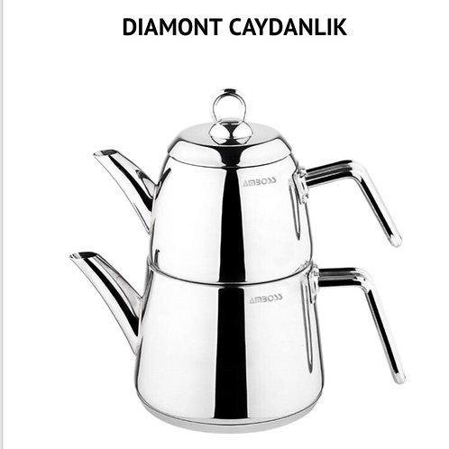 Diamond große Teekanne 1.5 Liter - 2.4 Liter