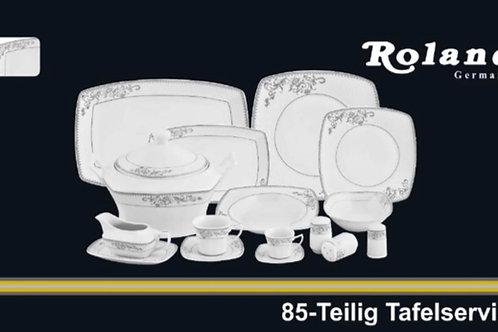 Roland 85 tlg Tafelservice - 12 Personen