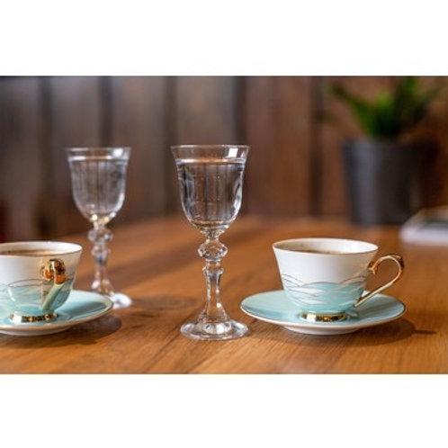 Mocha suyu için cam