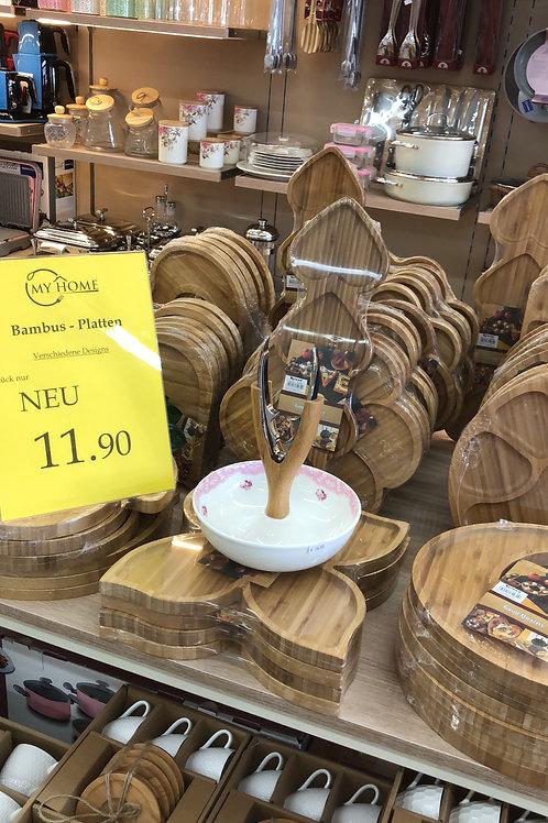 Bambus Platten