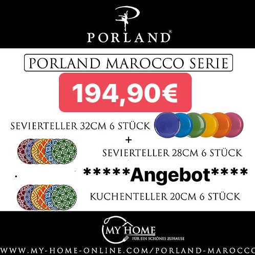 Porland Marocco Serie - Set 4