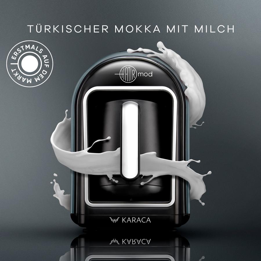 "Karaca ""Mod"" Sütlü Türkkahve Makinesi"