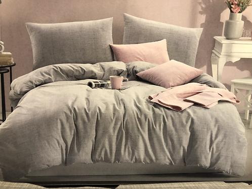 2 Stück Viva Maison Bettwäsche 200x220cm 100%Baumwolle