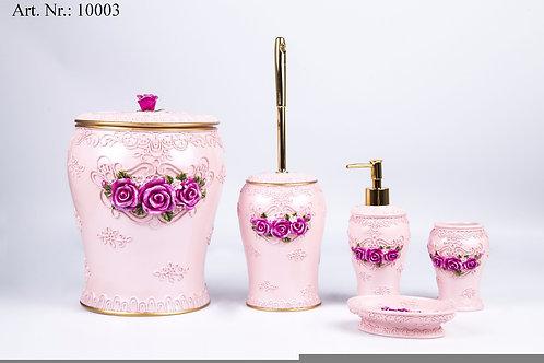 Bad Set - Rosa - 5 tlg