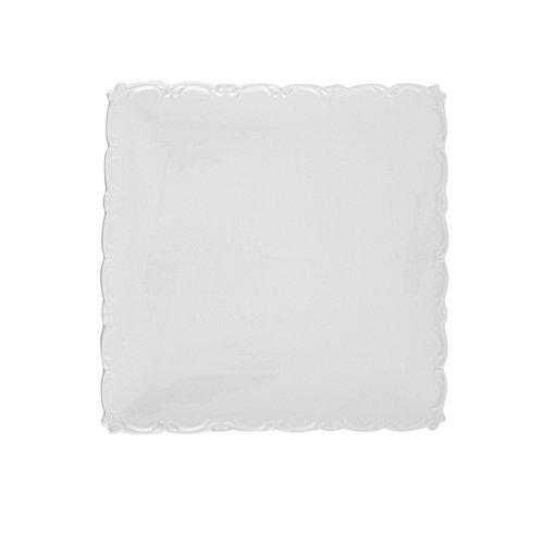 Karaca Ivy Servierplatte 25x25x2,2 cm