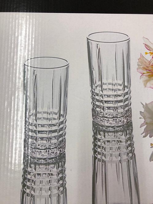 Wasserglas - verschiedene Designs