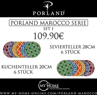 Porland Marocco Set 1