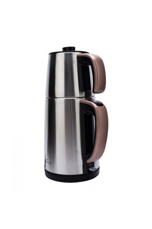 Karaca Demkeyfi Çay Makinesi - gül altın