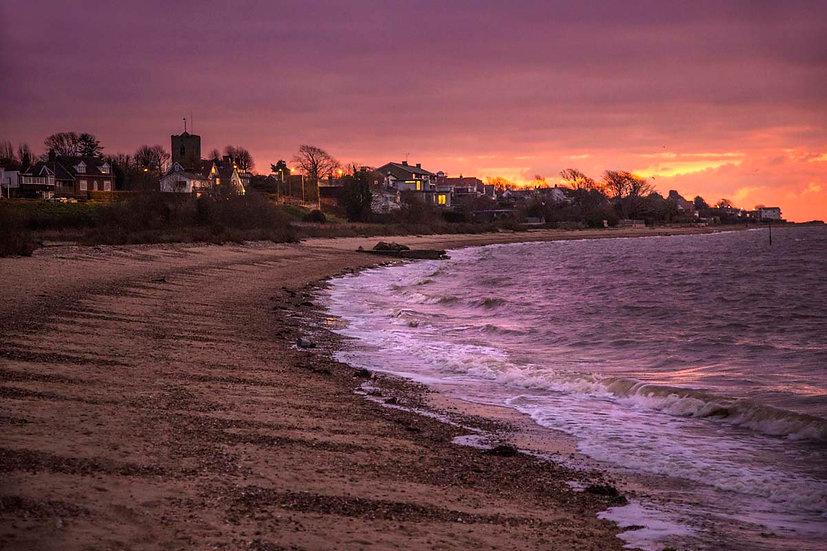 Sunrise on the Monkey Beach