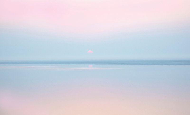 November Sunrise on the Great Rann of Kutch