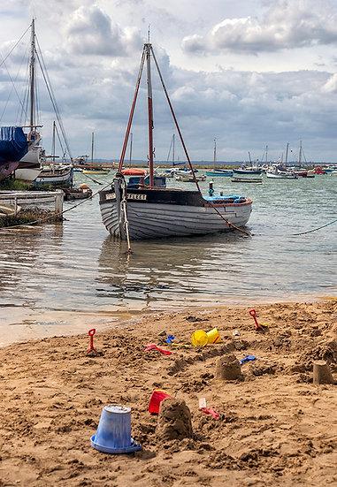 Pyefleet & Sandcastles