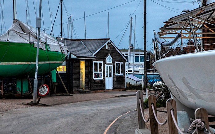 The Company Shed - Mersea Island