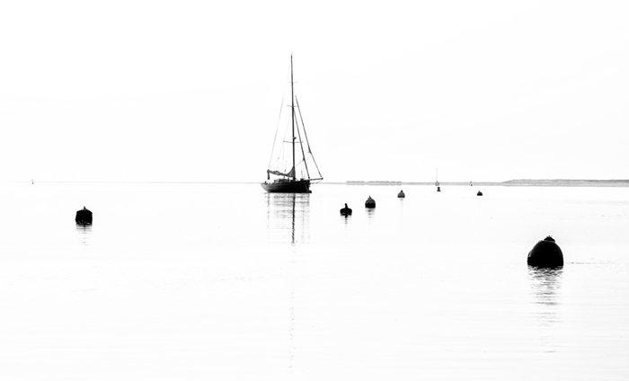 Mono Morning - Mersea Island