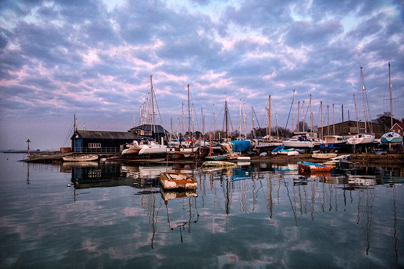 A Mackerel Sky