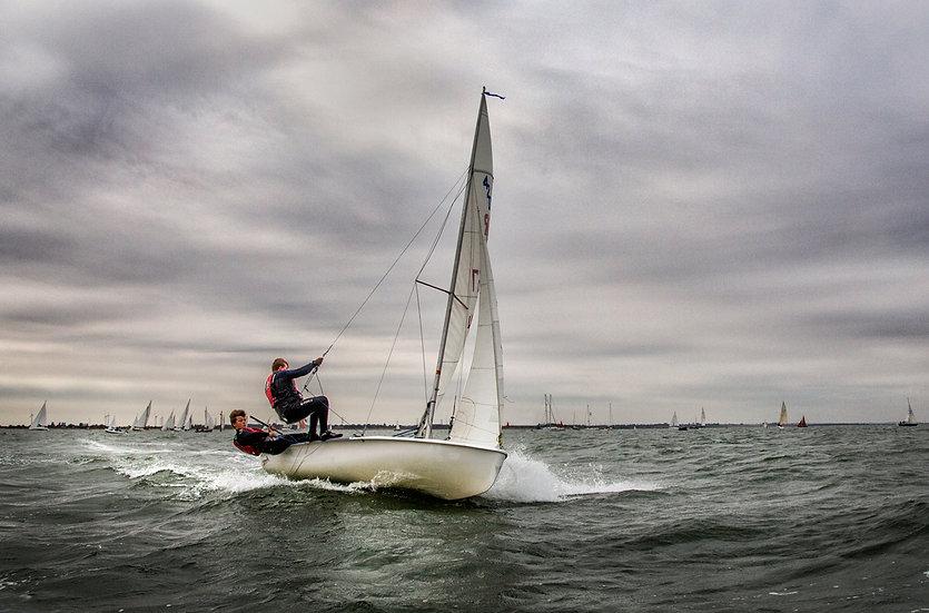 A Saturday Sail