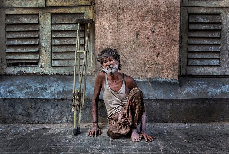 Beggar - Kolkata