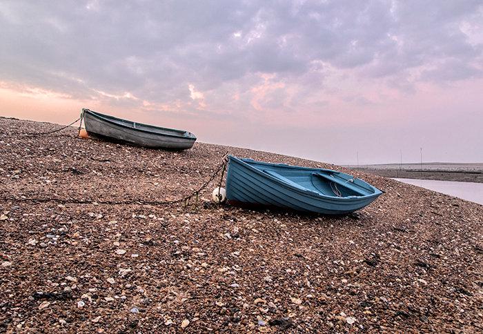 Ebb Tide Dinghies - Shingle Point