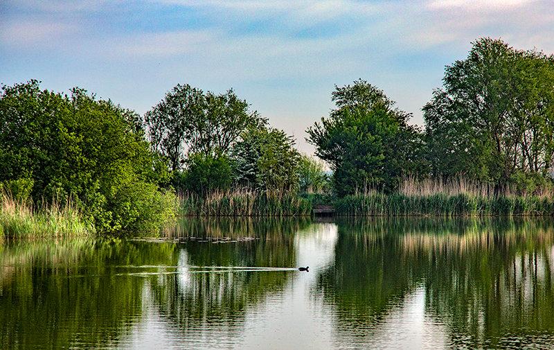 Wellhouse Reservoir