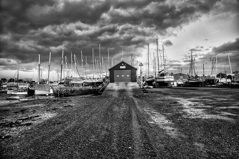 The Lifeboat Shed