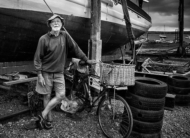 Ray Smith - Tomato Boat Man