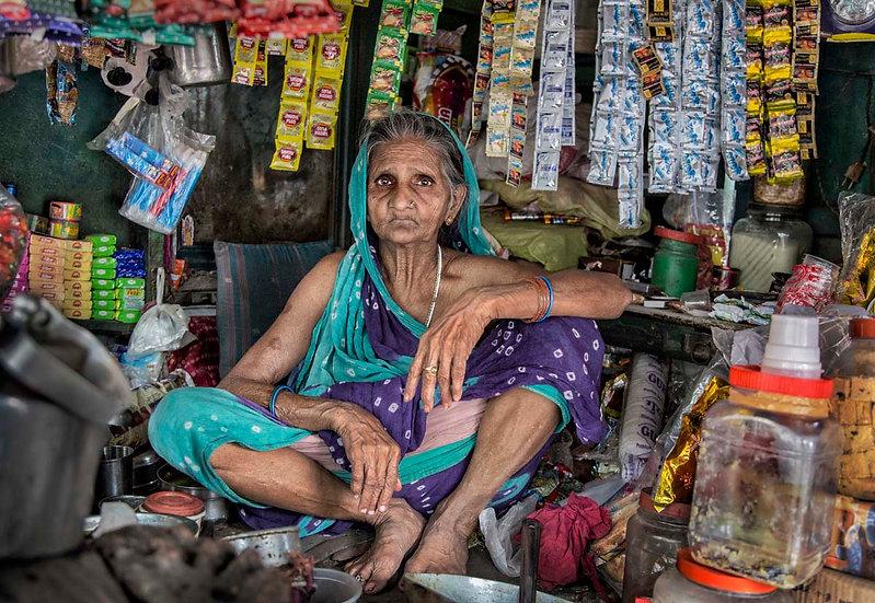 Shop Keeper - Varanasi