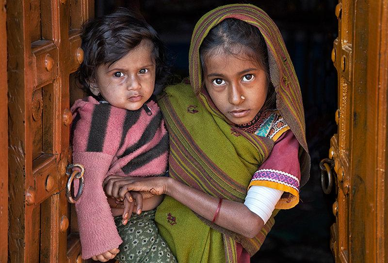 Sisters - Banni Hodka Village - Gujerat