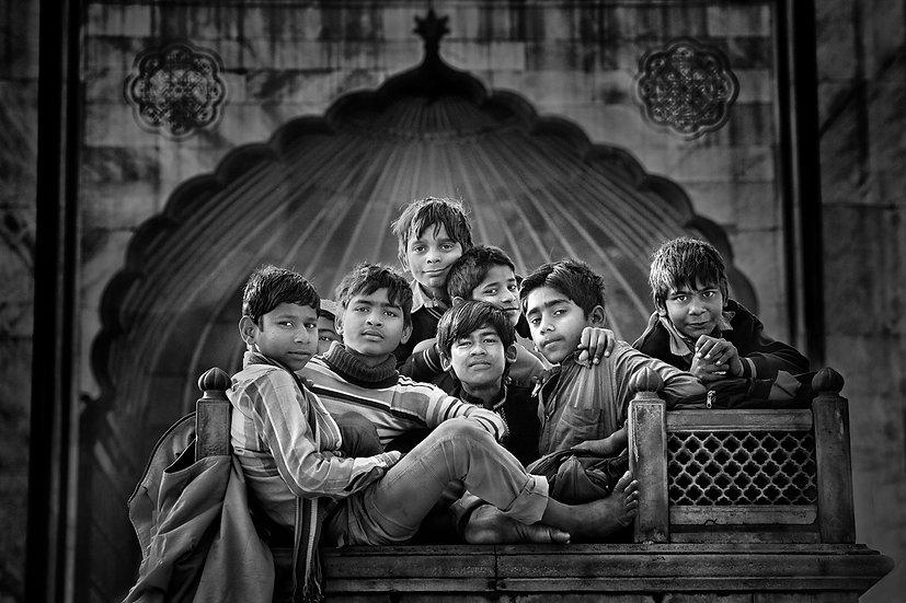 Mosque Boys