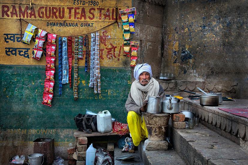 Rama Guru's Tea Stall