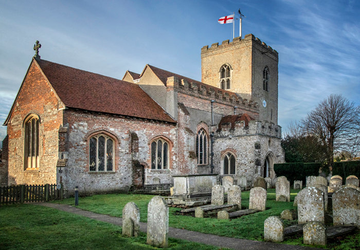 St Peter & St Paul's Church - West Mersea