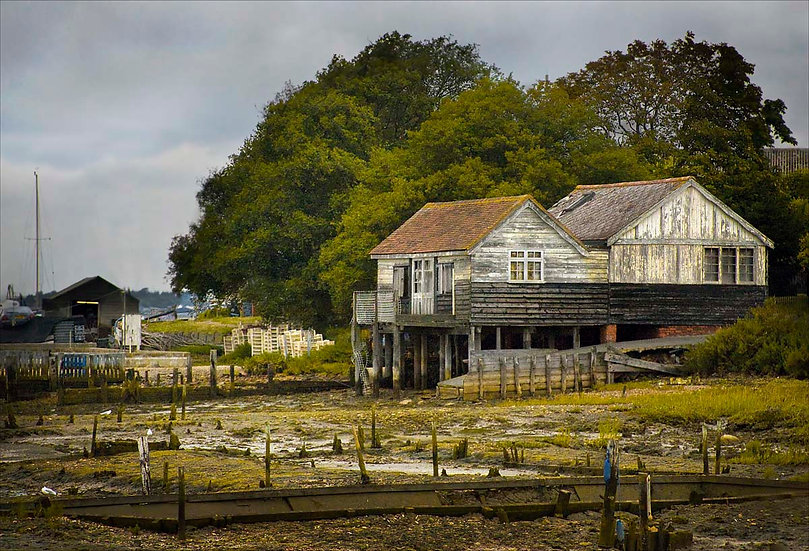The Old Oyster Sheds