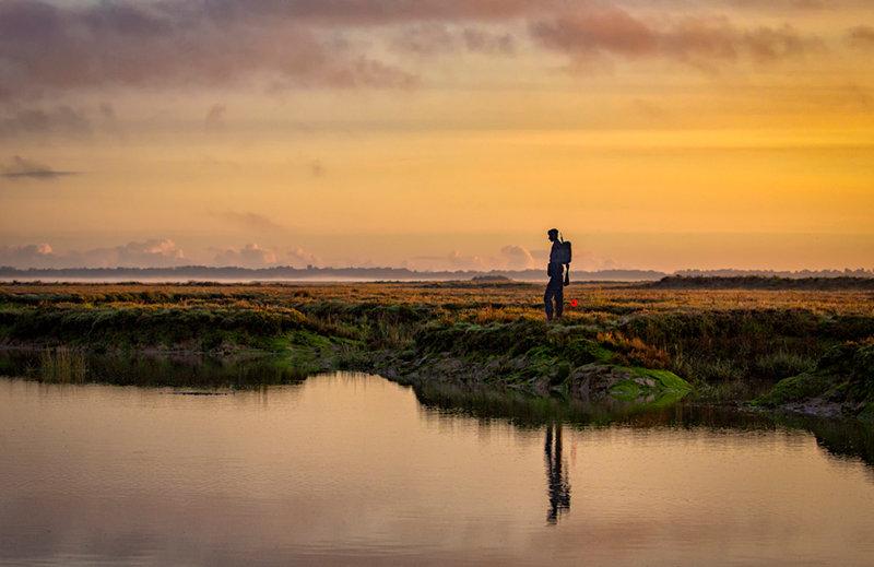 Armistice Day -Mersea Island