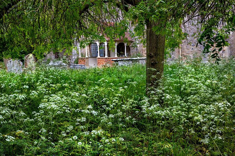 The Living Churchyard - East Mersea