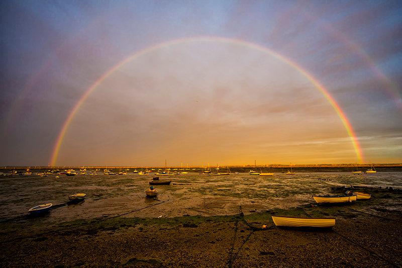 A Rainbow Day