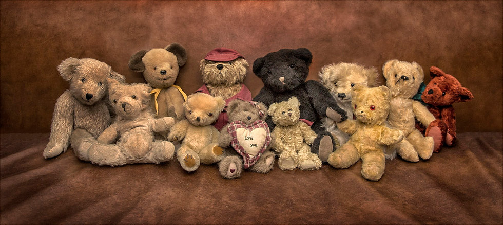 Love You Teddies