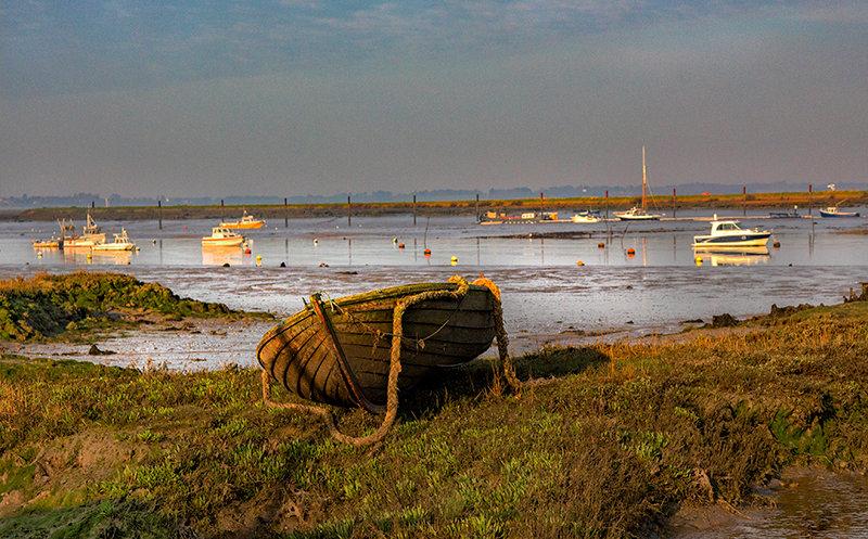 Golly's Boat