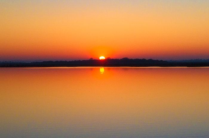 Strood Sunset