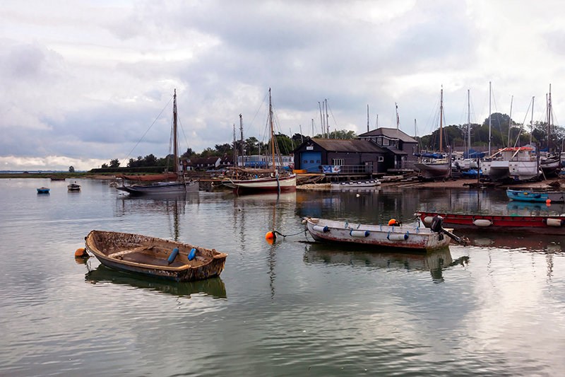 Towards the Lifeboat Shed