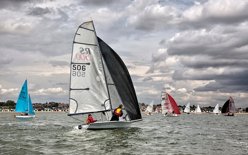RS 500 - Mersea Week